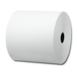 Qoltec Thermal roll 80 x 70 | 55g/m2 | 10pcs | BPA free