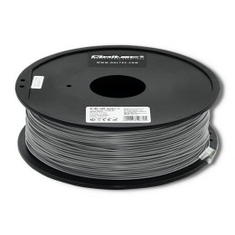 Qoltec Professional filament for 3D print | ABS PRO | 1,75 mm | 1 kg | Silver