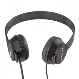Headphones with microphone | Black