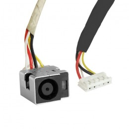 DC jack for HP Compaq CQ40 | CQ45 Series | +cable