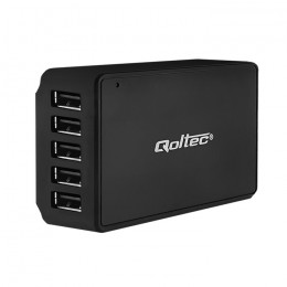 Quick charge station 40W | 5 x USB | max 8A