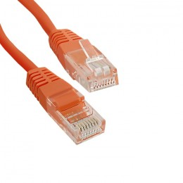 Cable Patchcord Crossover | CAT5E | UTP | 0.5m