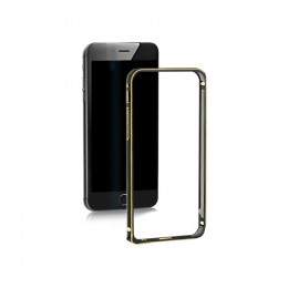 Aluminum bumper case for iPhone 5 5s | Black