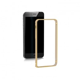 Bumper case for Apple iPhone 5/5s | gold | aluminum