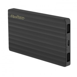 Power Bank Slim 4000 | Li-polymer | black