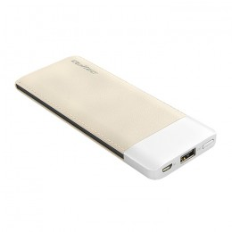 Power Bank Slim 6000 | Li-polymer | champagne
