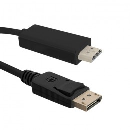 DisplayPort v1.2 male | HDMI male | 4Kx2K | 2m
