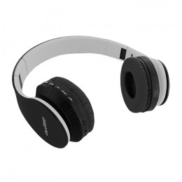 Headphones wireless BT with microphone | mp3 | Black
