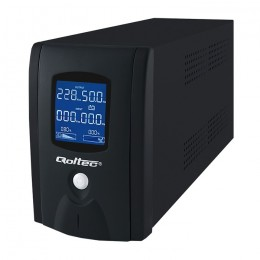 Uninterruptible power supply | 600VA | 360W | LCD