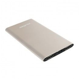 Power Bank Slim 4000 | Li-polymer | gold