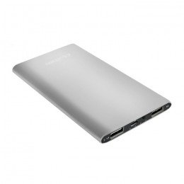 Power Bank Slim 4000 | Li-polymer | silver