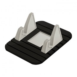 Anti-slip mat stand for smartphone