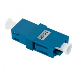 Suppresor fiber optic LC/UPC(F) - LC/UPC(F) | Singlemode | 15dB