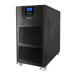 Uninterruptible Power Supply | On-line | Pure Sine Wave | 10kVA | 8kW | LCD
