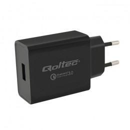 Charger | Qualcomm Quick Charge 3.0 | 18W | 5V | 3A | USB