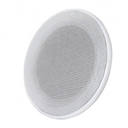 Two-way ceiling speaker RMS 10W | 16cm | 8 Ohm | TRAFO | white