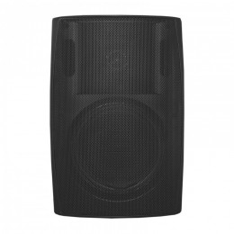 Two-way wall speaker RMS 20W | 21cm | 8 Ohm | TRAFO | black