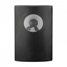 Two-way wall speaker RMS 10W | 15cm | 8 Ohm | TRAFO | black