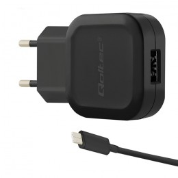 Charger 12W | 5V | 2.4A | USB + USB cable type C