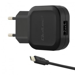 Charger 12W | 5V | 2.4A | USB + Micro USB cable