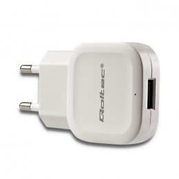 Qoltec Charger 12W | 5V | 2.4A | USB