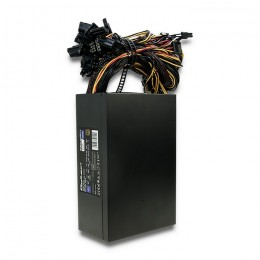 ATX Power Supply 2000W | 80 Plus Gold | Bitcoin Miner | ver. 2