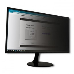 Qoltec Privacy filter 23.6"