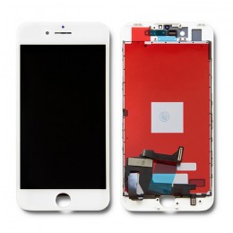 LCD display touchscreen for iPhone 7 | white frame