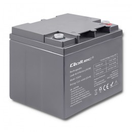 AGM battery | 12V | 45Ah | max.13.5A