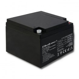 AGM battery | 12V | 24Ah | max 360A