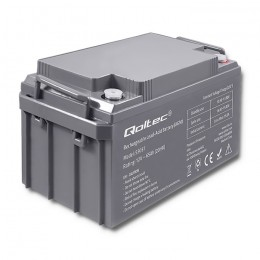 AGM battery | 12V | 65Ah  | max 780A