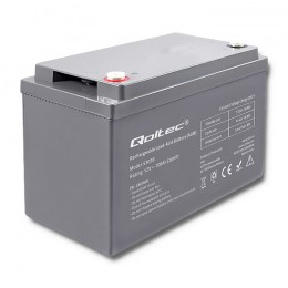 AGM battery | 12V | 100Ah | max.30A