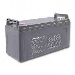 AGM battery | 12V | 120Ah | max.36A