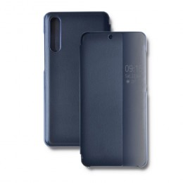 Smart Flip Cover case for Huawei P20 | Navy blue