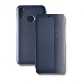 Smart Flip Cover case for Huawei P20 Lite | Navy blue