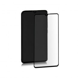 Premium hybrid glass screen protector for Huawei P30 | BLACK | Fullcover