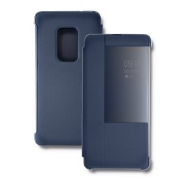 Smart Flip Cover case for Huawei Mate 20 | Navy blue