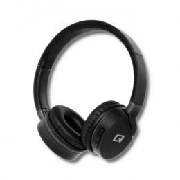 Headphones wireless BT with microphone | Super Bass | Black