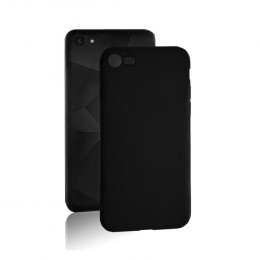 Case for Apple iPhone 7 | PC HARD CLEAR | Black