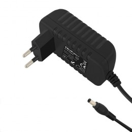 AC adapter 24W | 12V | 2A | 5.5*2.5 | +power cable