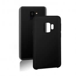 Case for Samsung Galaxy S9 | Liquid Silicone | Black