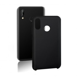 Case for Huawei P20 Lite | Liquid Silicone | Black
