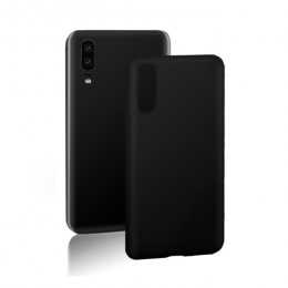 Case for Huawei P20 | Liquid Silicone | Black