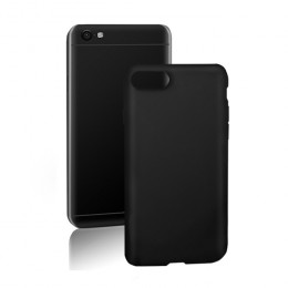 Case for Apple iPhone 6 | Liquid Silicone | Black