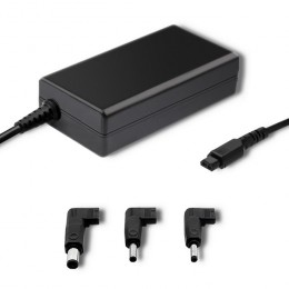 Power adapter designed for Dell | 65W | 3plugs | +power cable