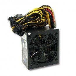 ATX Power Supply 1250W | 80 Plus Gold | Gaming Miner