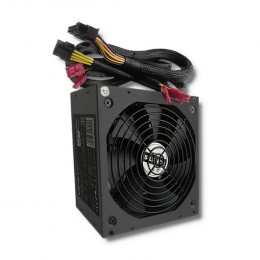 Qoltec ATX Power Supply 1000W | 80 Plus Bronze | Gaming Miner