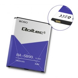 Qoltec Battery for HTC BA-S890 | DESIRE 500 | 1800mAh