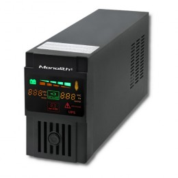 Qoltec Uninterruptible Power Supply | Monolith | 400VA | 240W | LCD | USB