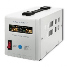 Qoltec Automatic Voltage Stabilizer AVR | 500VA